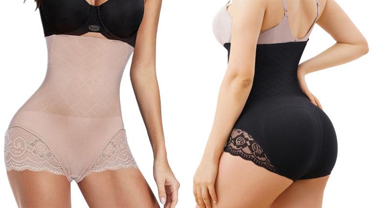 Women Invisable Body Shaper Tummy Control Butt Lifter – Junlan Center