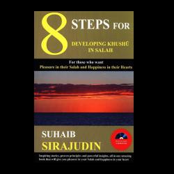 Buy 8 Steps for Developing Khushū' in Salah