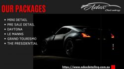 Car Detailing Melbourne Prices