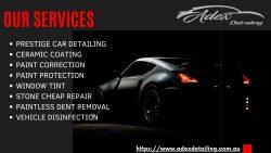 Car Detailing Services Melbourne
