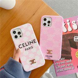 ブランド CELINE IPHONE 12/12pro maxケース オシャレ iPhone 12mini/12Proケース 可愛い