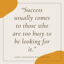 Jamie Goldstein Boca Raton- Business Analyst