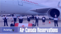 Air Canada Phone Number for Reservations