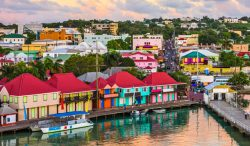 Antigua Barbuda Passport