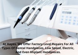 Hayes Canada – Dental Handpiece Repair
