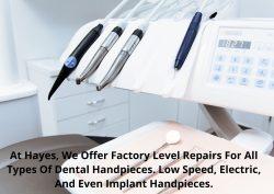 Kavo Handpiece Repairs – Hayes Canada