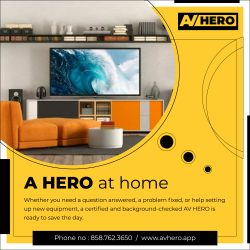 Get your best business services – AV HERO