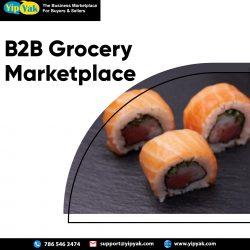 B2B Grocery Marketplace