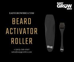 Beard Activator Roller