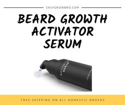 Beard Growth Activator Serum