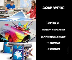 Get The Best Digital Printing Services in Hyderabad – Outright Creators