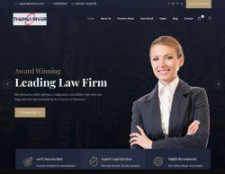 Best Lawyer WordPress Theme 2021