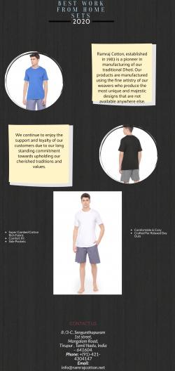 Buy Men Apparel Shirts Shorts Set online in India