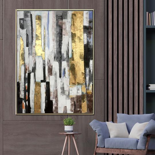 Purchase colourful combination of hand wall painting