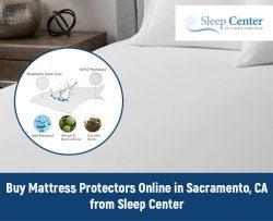Buy Mattress Protectors Online in Sacramento, CA from Sleep Center