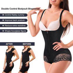 ELEADY Full Body Breathable Double Slim Shapewear
