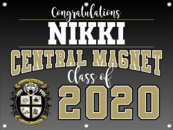Class of 2020 Graduation Banners