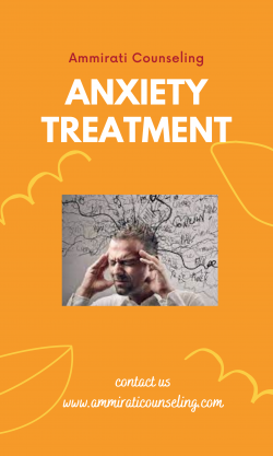 Choose The Experts For Anxiety Treatment in Chicago – Ammirati Counseling
