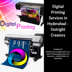 Choose the Experts For Digital Printing in Hyderabad – Outright Creators