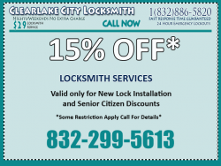 Clear Lake City Locksmith