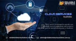 Cloud Services Australia