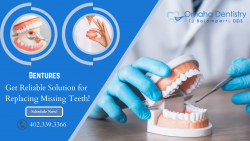 Complete Your Smile with Dentures Treatment