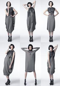 Garment idea | Converting clothing | Karolina Zmarlak