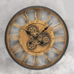Get the luxurious Wall Clock online from dekor company