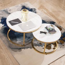 Get a Designer collection of round side table online