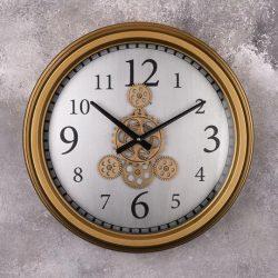 Get superb designs of wall clock decor