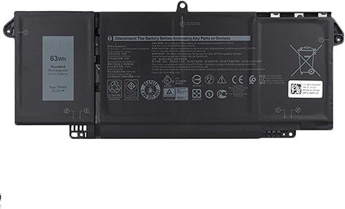Pour Dell 4K1VM 11.4V 8070mAh