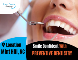 Maintain Great Smile with Town Dental Group