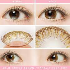 Buy Colored Contacts for Astigmatism