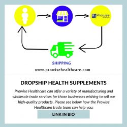 Dropship health supplements