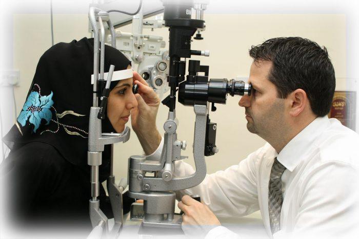 An Eye Specialist & Medical Surgeon  Vikash Kumar the general optical council