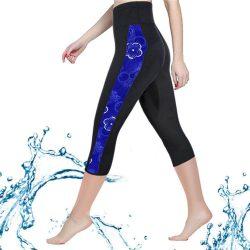 ELEADY High Waist Women Neoprene Wetsuit Pants Water Sport Pants