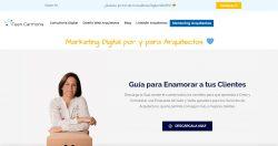 fuencarmona.com marketing arquitectos