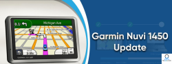 How To Update Garmin Nuvi 1450?