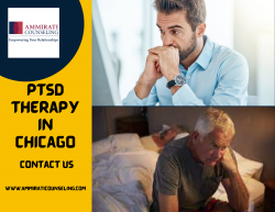 Choose The Experts For PTSD Therapy in Chicago