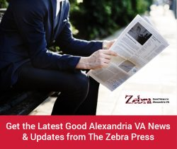Get the Latest Good Alexandria VA News & Updates from The Zebra Press