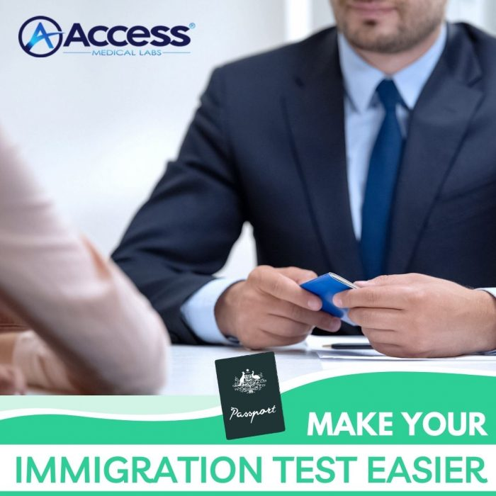 Get your Immigration Testing Results Quickly