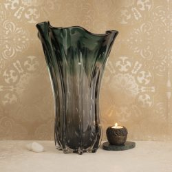 Get a wide collection of Glass flower vase from the Dekor company