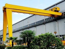 TOP Gantry Cranes Manufacturers in India