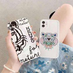 ケンゾー iPhone12/12pro ケース ブラント KENZO iphone12pro maxカバー カッコイイ
