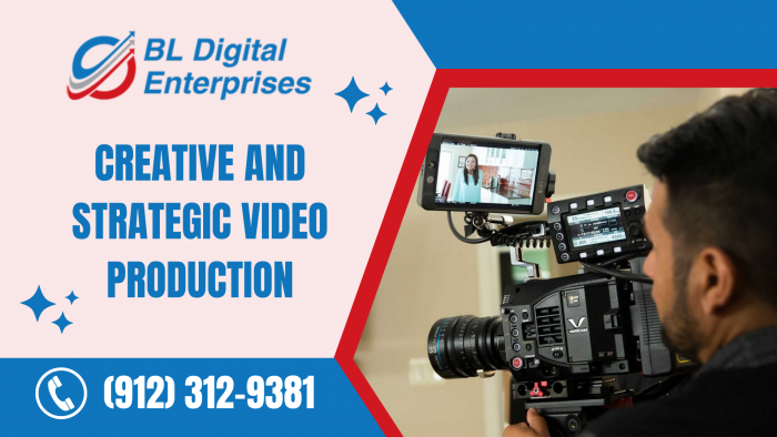 High-Quality Promotional Video Production