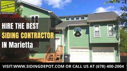 Siding Contractor in Marietta