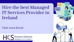 Get Managed IT Services Provider in Ireland