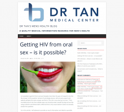 How can i get hiv from oral sex