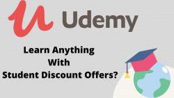 Udemy Online Learning Platform For Students