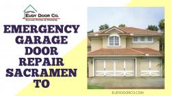 Immediate Emergency Garage Door Repair Sacramento Service